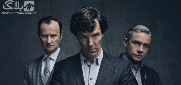 موسیقی متن سریال شرلوک