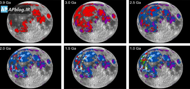 اتمسفر کره ماه